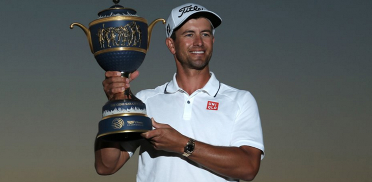 adam scott wins wgc cadillac championship his second win in two weeks. Cars Review. Best American Auto & Cars Review