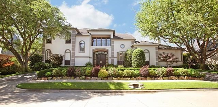 tony romo s golf community home on the market for 1 05 million rh foursum com tony romo childhood home welcome home tony romo