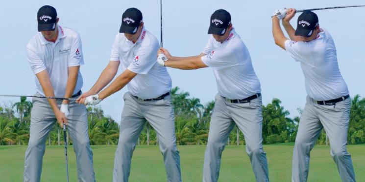 Golf School A Look A Marc Leishman S Winning Swing Off